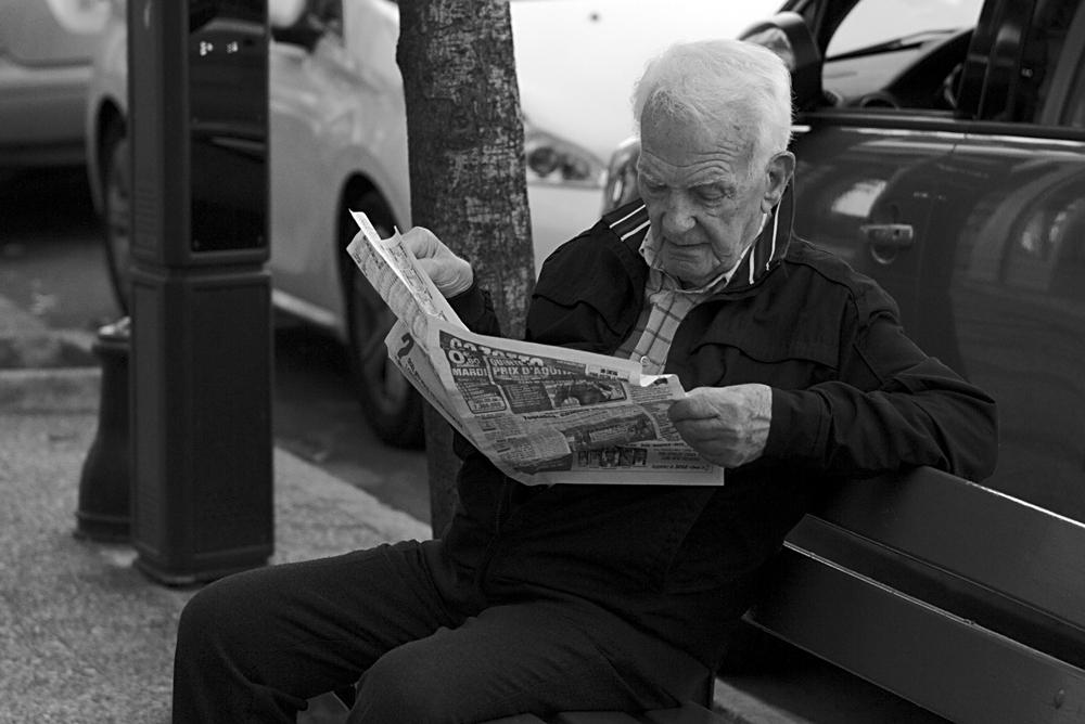 In den Straßen von Ajaccio: Leica M mit Summilux 50 mm @ 1.4