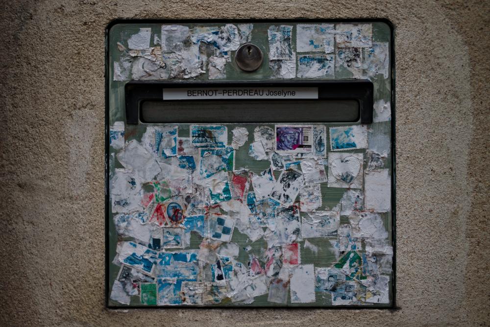 Briefmarke gefällig? - Fotografiert mit Leica M und Summicron-M 35 mm @ f/2.0
