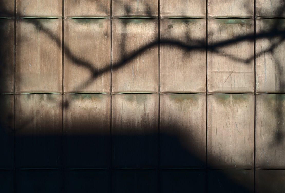 Strukturierte Wand #2 - Fotografiert mit der Leica M und dem Summilux-M 50 mm @ 4.0.