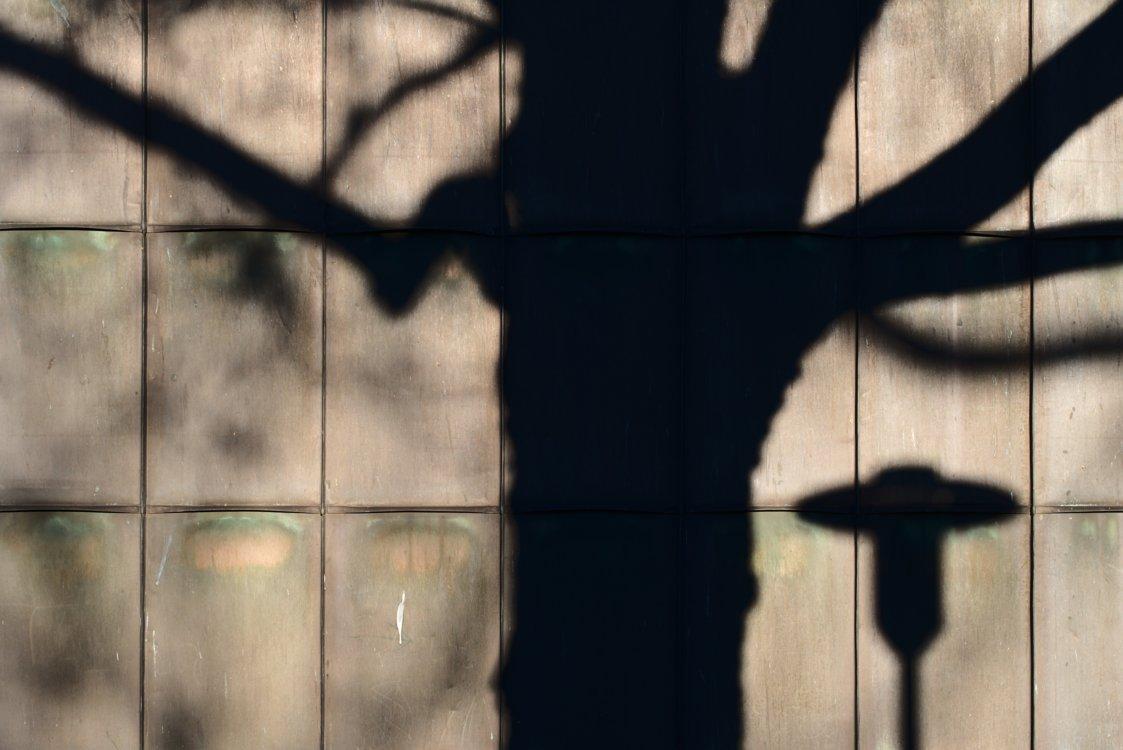 Strukturierte Wand #3 - Fotografiert mit der Leica M und dem Summilux-M 50 mm @ 4.0.